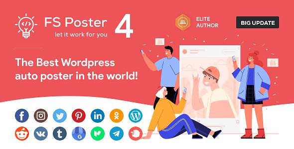 FS Poster - WordPress Auto Poster & Scheduler