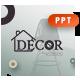 Decor - Furniture presentation template