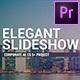 Elegant Corporate Slideshow - VideoHive Item for Sale