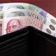 Serbian dinar in the black wallet - PhotoDune Item for Sale