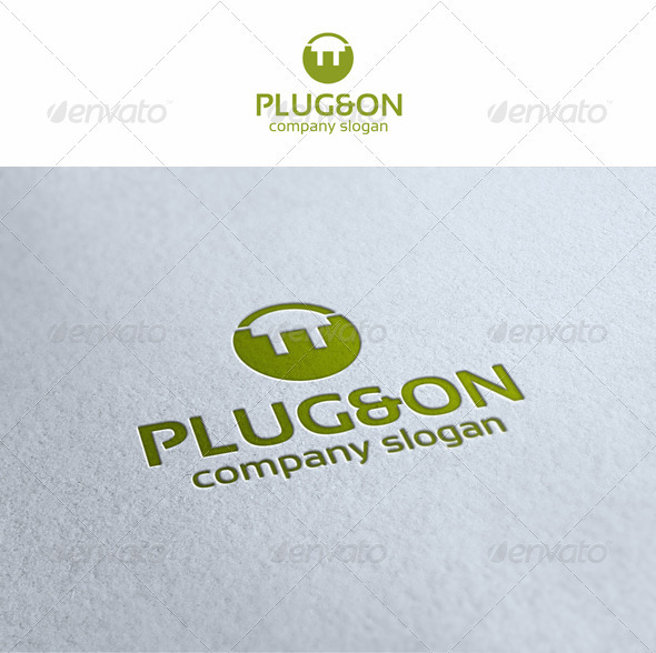 Plug Logo - Objects Logo Templates