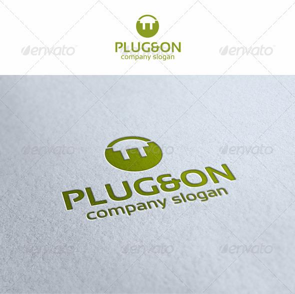 Plug Logo - Objects Logo Templates