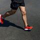 legs runner man in bright orange shoes - PhotoDune Item for Sale