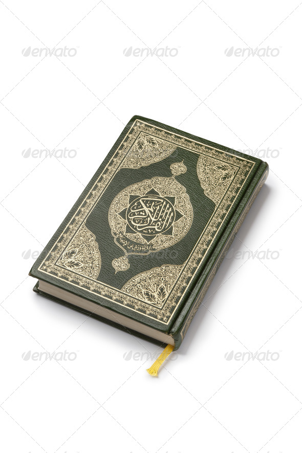 Koran book - Stock Photo - Images