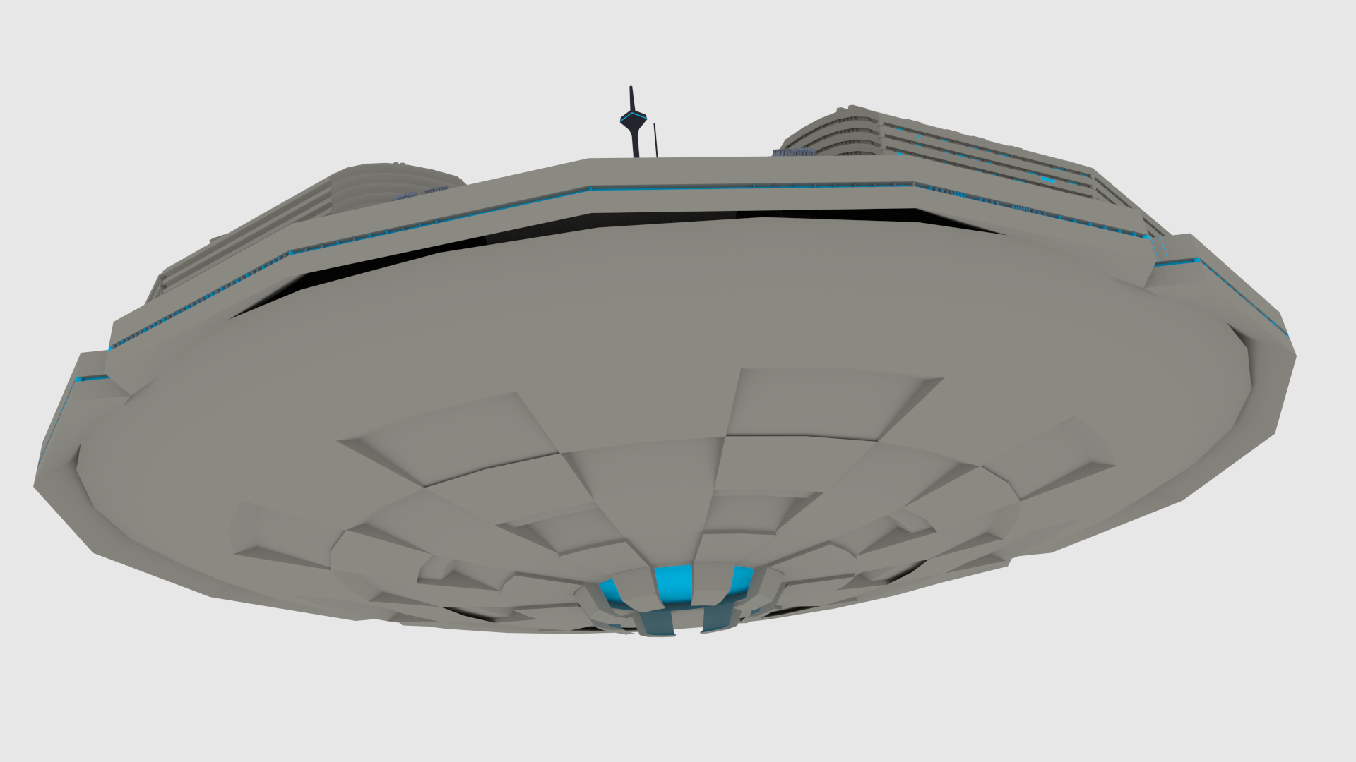 UFO Spaceship by RGB-box | 3DOcean for Ufo Ship Png  29jwn