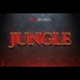 Jungle Text Effect Style