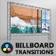 Billboard Transitions for DaVinci Resolve - VideoHive Item for Sale