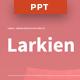 Larkien - Multipurpose Business PowerPoint Template