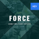 FORCE - Army Military Police Keynote Template