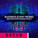 Business Event Promo/ Brain Power Intro/ Corporate IT Technology/ Sci fi/ Conference/ Modern HUD/ TV - VideoHive Item for Sale