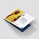 Brochure – Business Studio Bi-Fold A5 Landscape