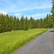 Scenic road in Jizera Mountains near Jakuszyce, Poland. - PhotoDune Item for Sale