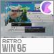 Retro Intro // Windows 95 Style - VideoHive Item for Sale