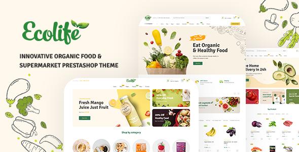 Leo Foodvegan – Organic Food & Supermarket