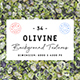 34 Olivine Background Textures
