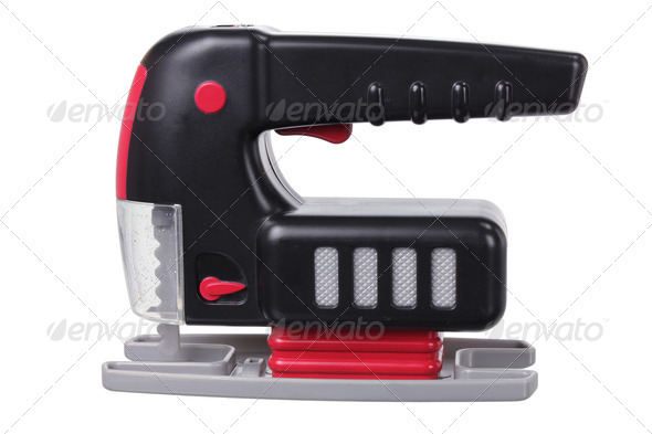 Toy Jig Saw - Stock Photo - Images