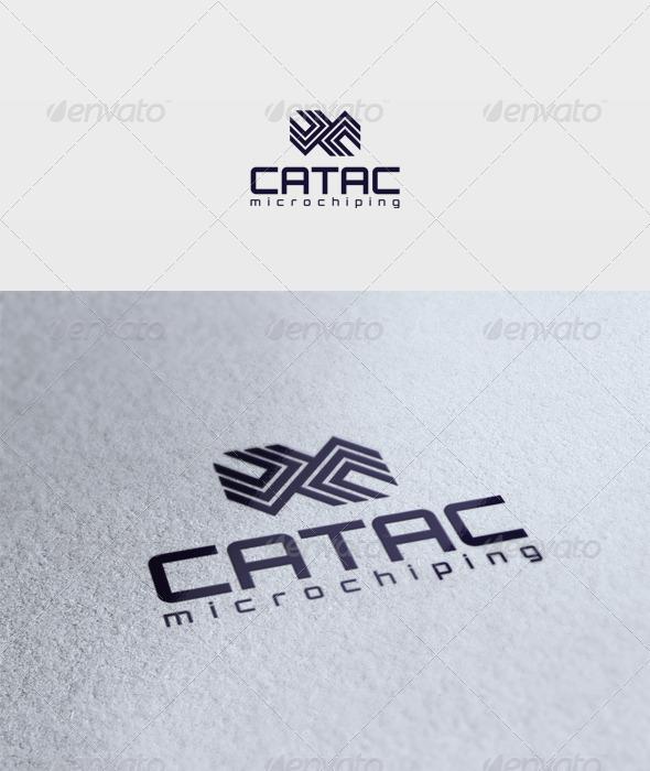 Catac Logo - Vector Abstract