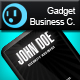 CardGet - Gadget Style Business Card - GraphicRiver Item for Sale