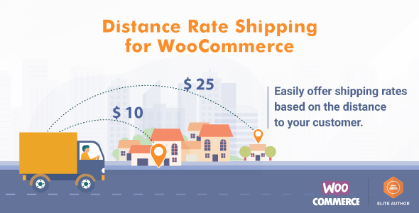 Download Distance Rate Shipping for WooCommerce Free Nulled