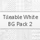 Tileable White Background Pack 2 - GraphicRiver Item for Sale