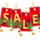 Christmas Sale Tag - GraphicRiver Item for Sale