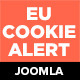 EU Cookie Alert Joomla Extension
