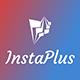 InstaPlus - Complete app Instagram, 9GAG clone Android iOS