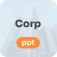 Corp - Corporate PowerPoint Presentation