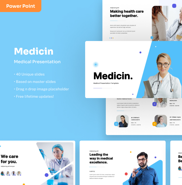 Medicin - Medical PowerPoint Presentation