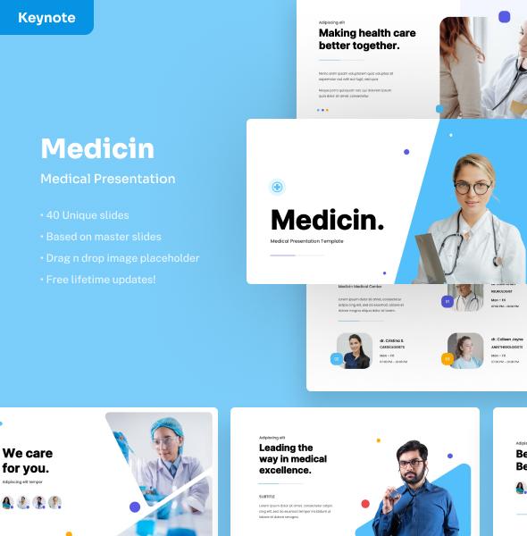 Medicin - Medical Keynote Presentation