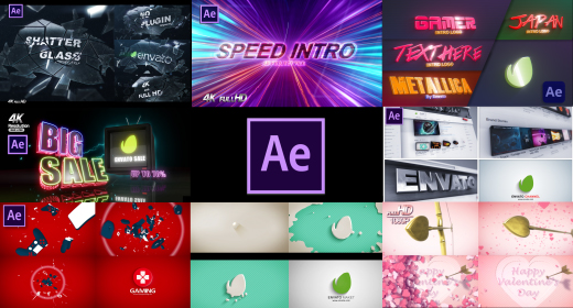 After Effect Project File
