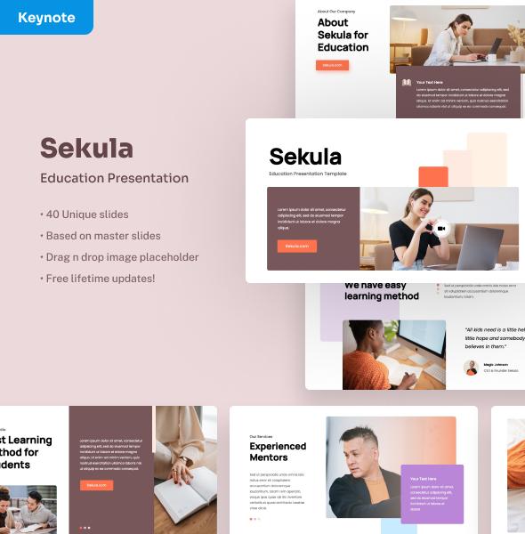 Sekula - Education Keynote Presentation