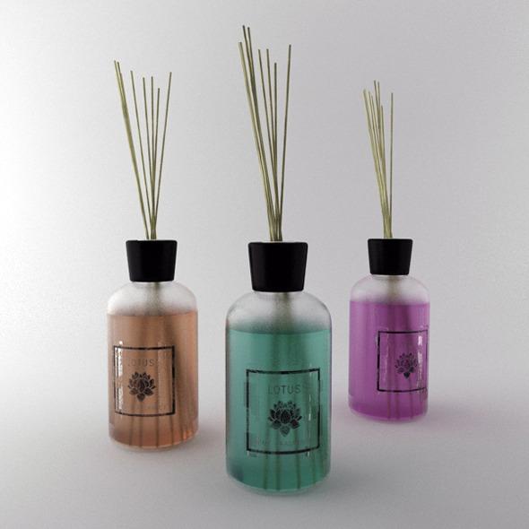 Air refreshener diffuser - 3DOcean Item for Sale