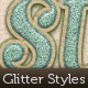 Glitter Glue Styles - GraphicRiver Item for Sale