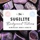 34 Sugilite Background Textures