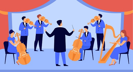 Orchestral & Piano