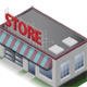 Little Store Icon - GraphicRiver Item for Sale
