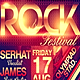 Rock Flyer Template - GraphicRiver Item for Sale