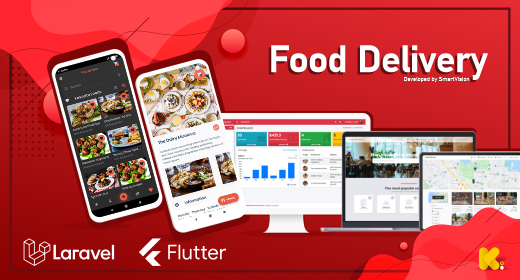 Food Delivery - SmartVision