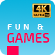 Fun and Games - VideoHive Item for Sale