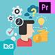 Creative Process Animation | Premiere Pro MOGRT - VideoHive Item for Sale