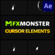 Cursors Elements | After Effects - VideoHive Item for Sale