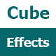 CSS3 Cube Animation Effects