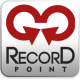 Record Point Logo Template