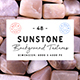 48 Sunstone Background Textures