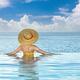Woman at poolside - PhotoDune Item for Sale