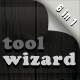 Tool Wizard 2 in 1 - Portfolio/Business template Nulled