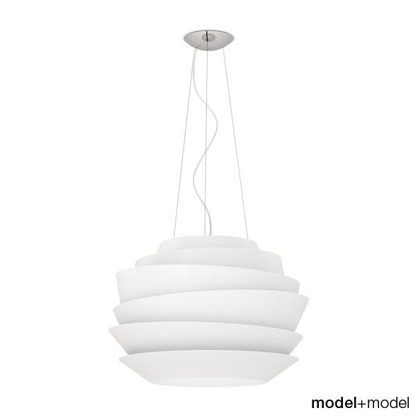 foscarini le soleil suspension lamp by modelplusmodel. Black Bedroom Furniture Sets. Home Design Ideas