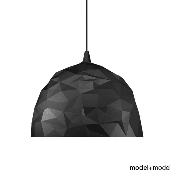 Foscarini Rock suspension lamp - 3DOcean Item for Sale