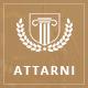 Attarni – Attorney & Lawyers WordPress Theme